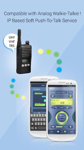 INITIALT AirPTT-walkie talkie