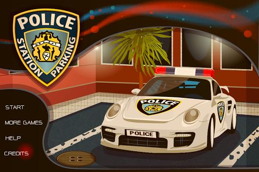 Police Station Parking