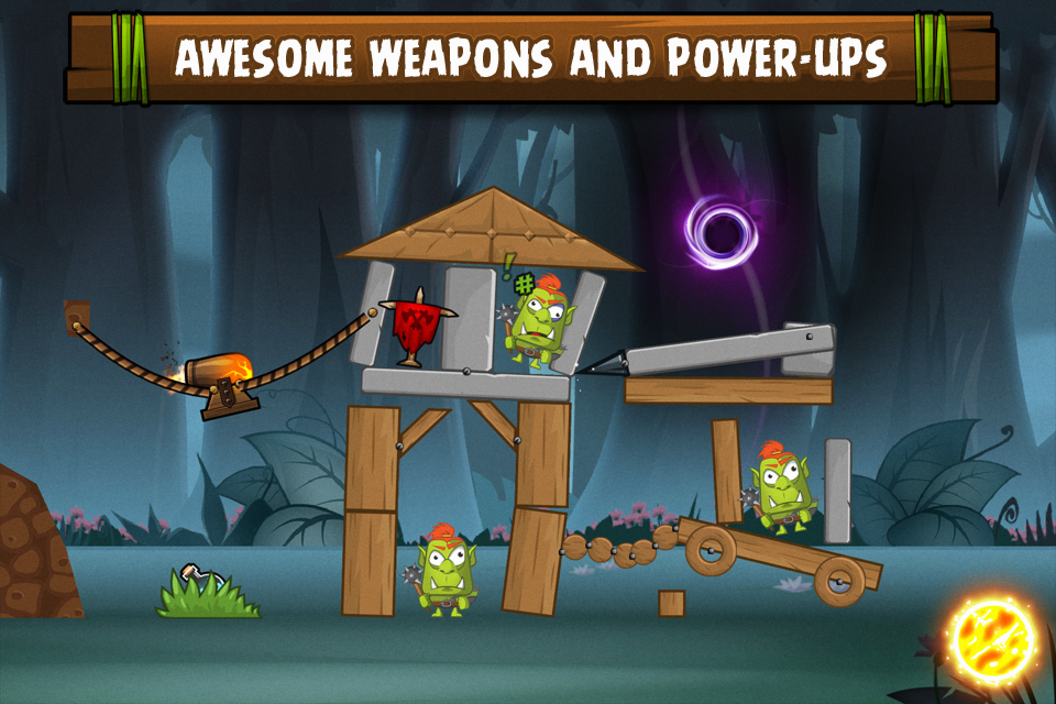 Siege Hero Wizards - screenshot