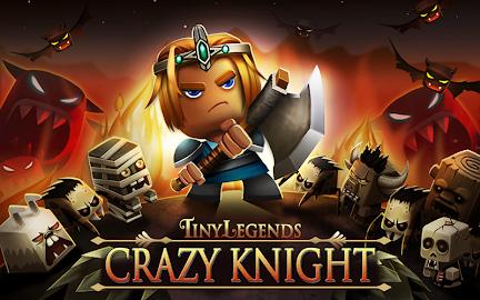TinyLegends - Crazy Knight Screenshot 16