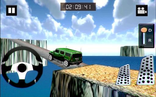 4×4山地爬坡3D