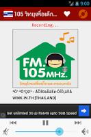 Screenshot of Thailand Radio