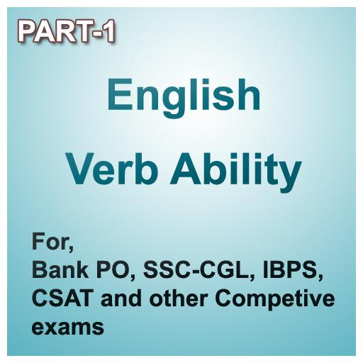 English-Verbal Ability-Part-1