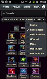 Companion for Dota 2 Full- screenshot thumbnail