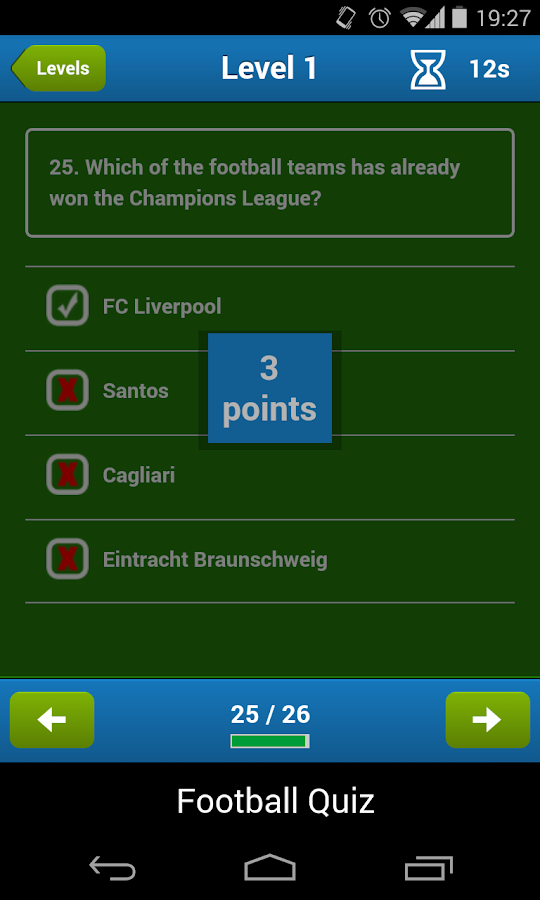 Football Quiz- screenshot