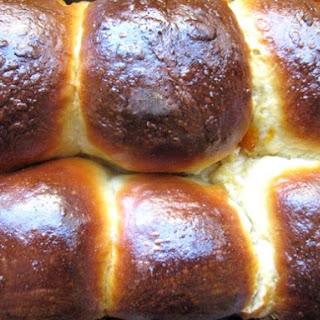 Buchtel (Austrian-style Fruit-Filled Sweet Rolls)