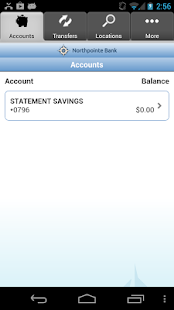 Northpointe Bank Mobile - screenshot thumbnail