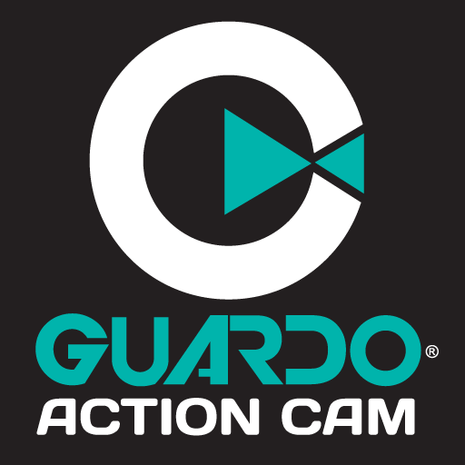 Guardo Action Cam WiFi LOGO-APP點子