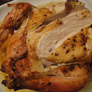 Chicken with Nutmeg
