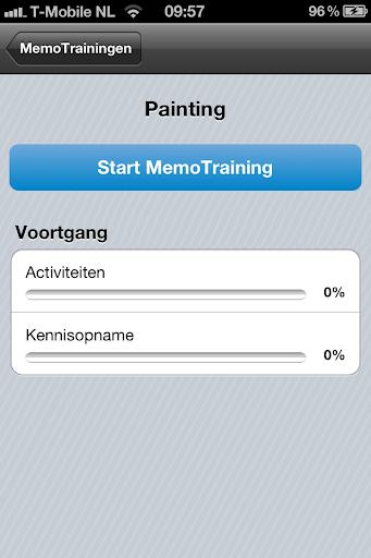 Trainweb Memotrainer