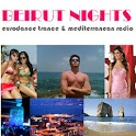 Beirut Nights & Byblos Radio logo