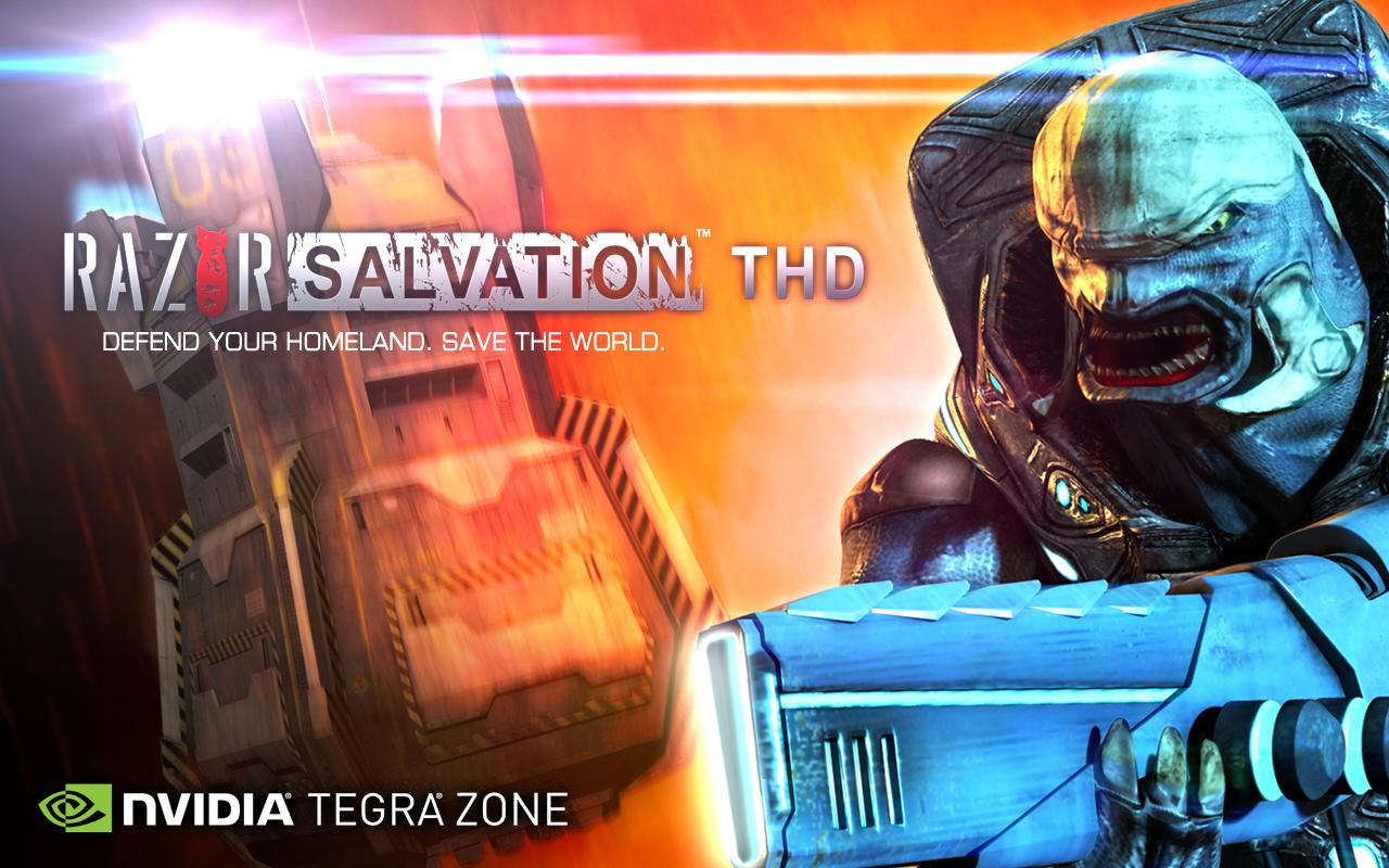 Razor Salvation - screenshot