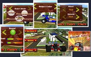 Screenshot of Circuit Racer 2 Racing Fast 3D