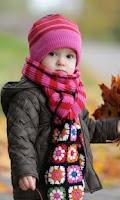 Screenshot of Cute Baby Wallpapers