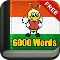 Learn Hungarian 6,000 Words icon