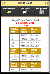 Power Gold Malaysia- screenshot thumbnail