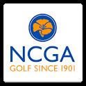 my NCGA logo