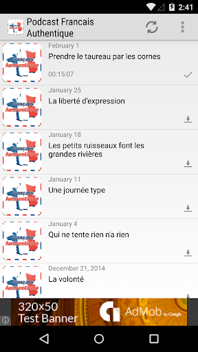 learn french podcast