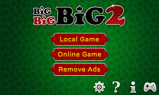 Big Big Big 2 (Free Card Game) - screenshot thumbnail