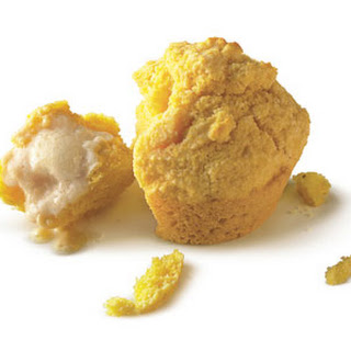 Cornbread Muffins with Maple Butter.