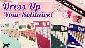 Screenshot of Princess*Solitaire - Free Pack