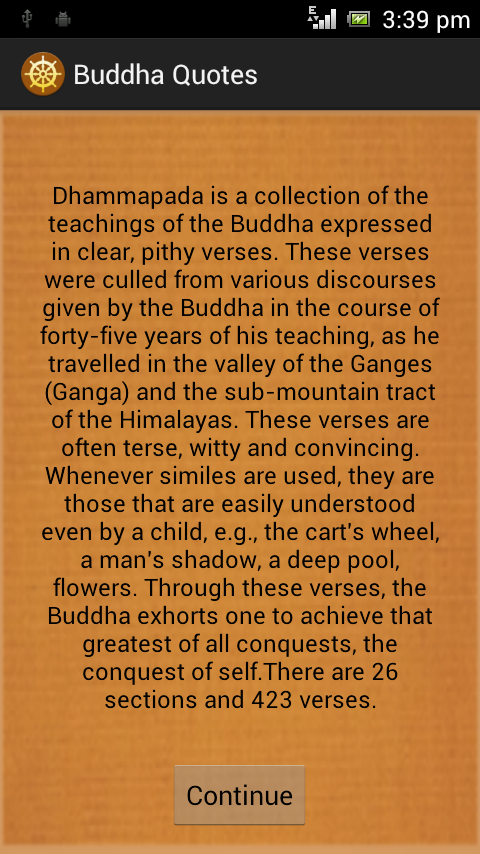 Buddha Lessons- screenshot