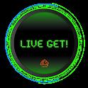 LiveGet! logo