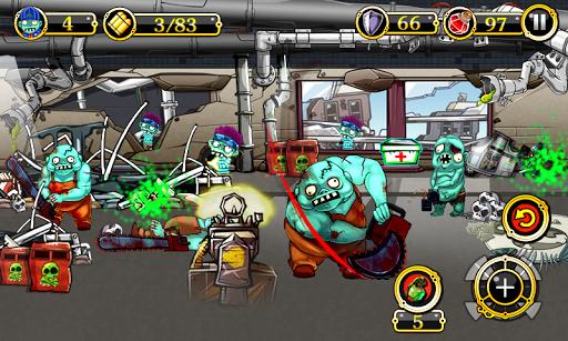 玩免費冒險APP|下載Zombie huntingheadshot app不用錢|硬是要APP