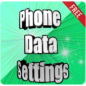 Phone Data Settings FREE