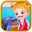 Baby Hazel Dolphin Tour mobile app icon