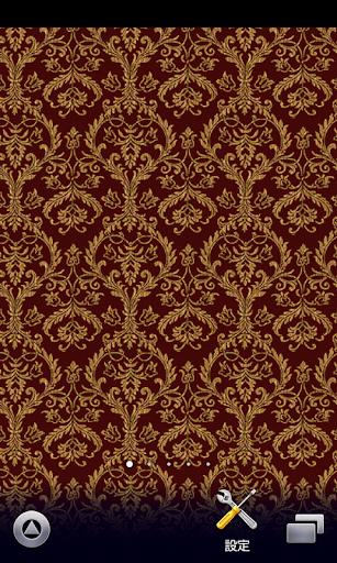 damask wallpaper ver14