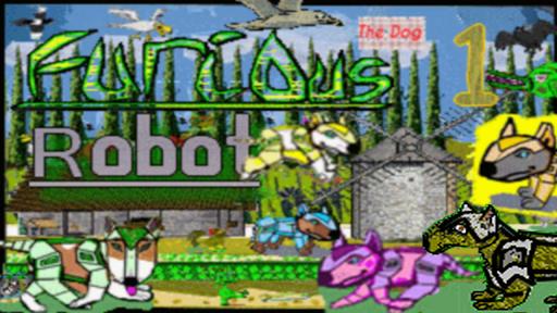 Furious The Dog 1 Robot Lite