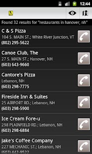 CRV Yellow Pages - screenshot thumbnail