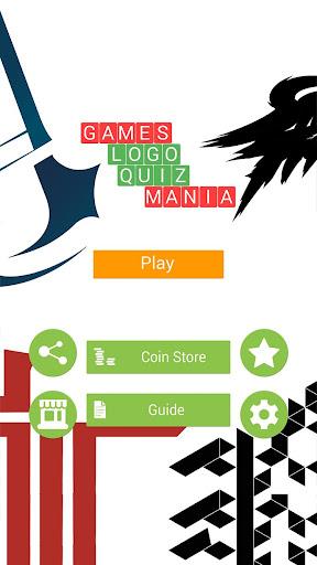 Games Logo Quiz Mania