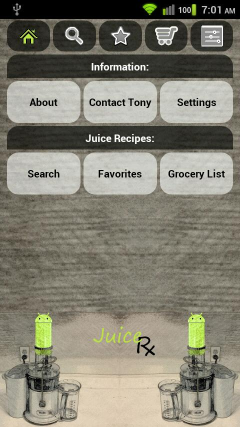 Juice Rx - screenshot