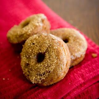 Apple Cider Doughnuts with Honey Glaze – Rosh Hashana.