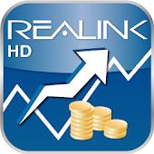 REALINK TABLET 流動股票期貨報價交易平台