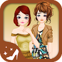 French Girls - fashion game icon