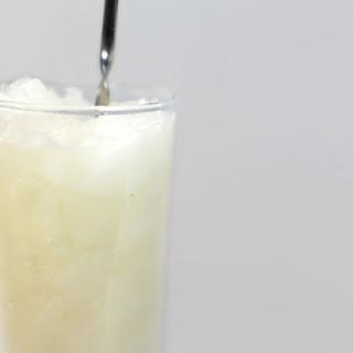 Orgeat Lemonade