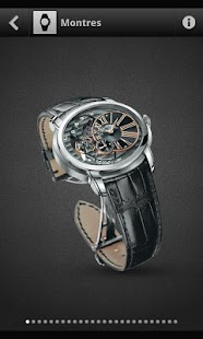 Audemars Piguet - screenshot thumbnail