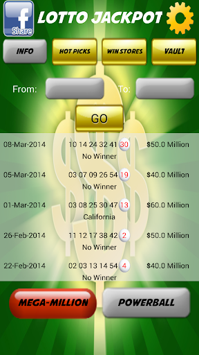 USA Lotto Jackpot