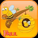 Funny Bees HD logo