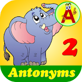 Second Grade Antonyms