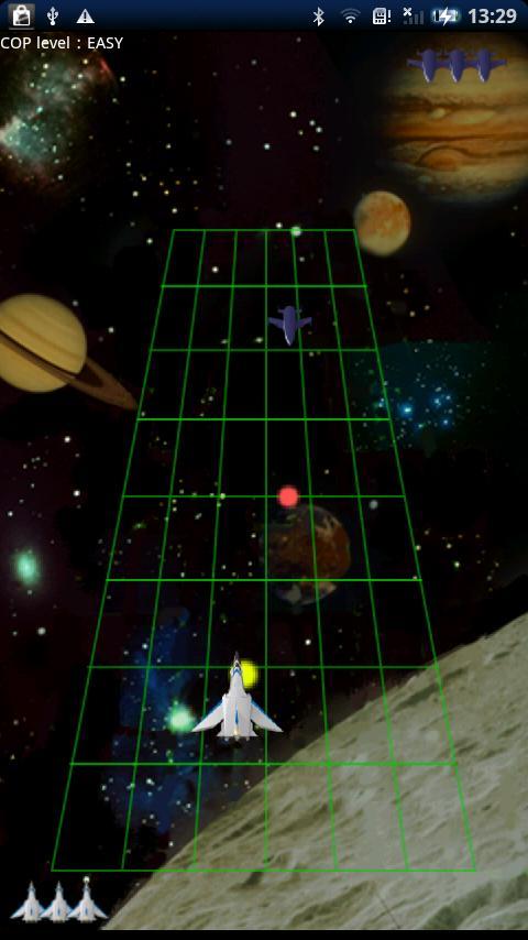Combat on Palm- screenshot