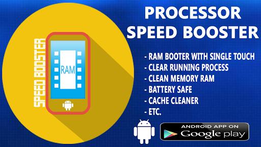 Processor Speed Booster