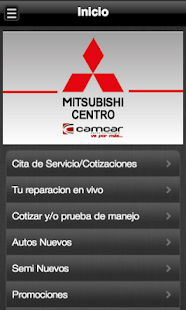 Mitsubishi Centro GDL - náhled
