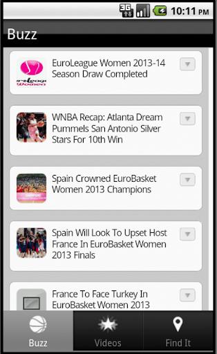 WBBUZZ - Womens Basketball