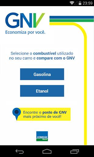 Simulador de Economia GNV