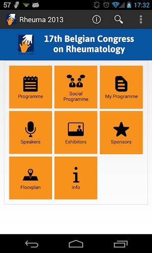 Rheumatology Congress 2013