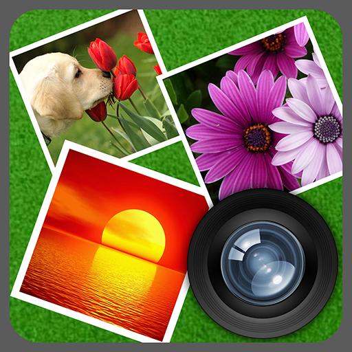 Collage Mania 攝影 App LOGO-硬是要APP
